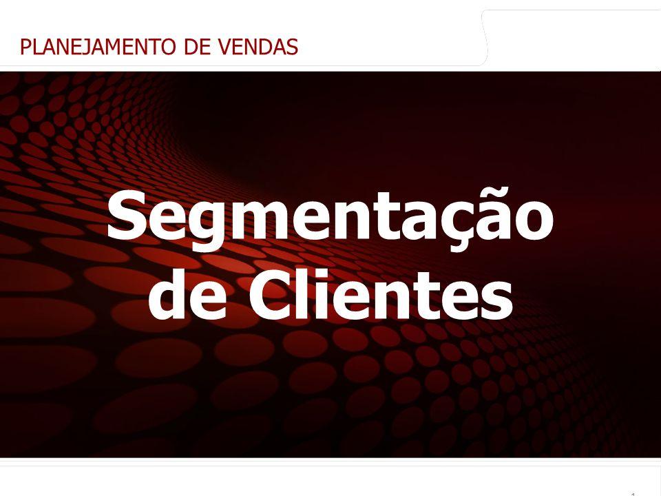 euler@imvnet.com.br | www.slideshare.net/eulernogueira 1 PLANEJAMENTO DE VENDAS Segmentação de Clientes