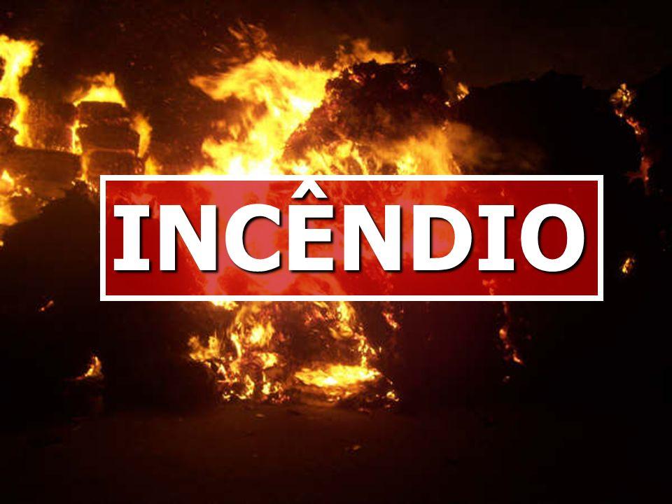 Calor: é o elemento que serve para dar início a um incêndio, mantém e aumenta a propagação.