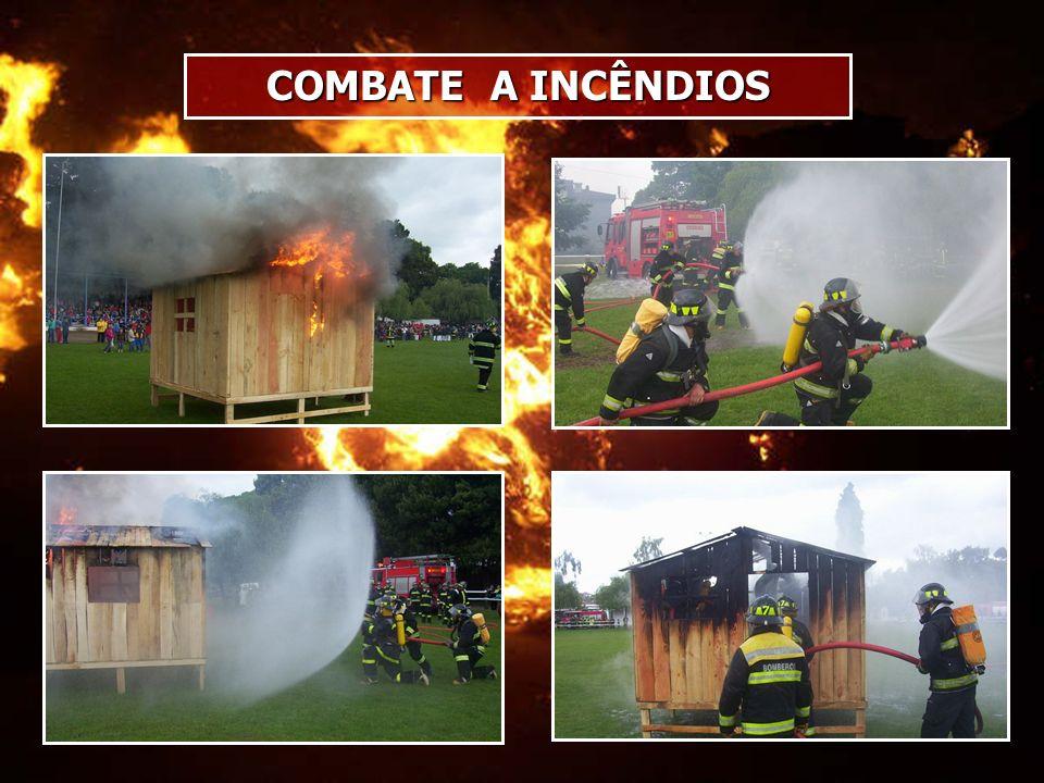 MÉTODOS DE EXTINÇÃO É a operação final de um serviço de extinção de incêndio.