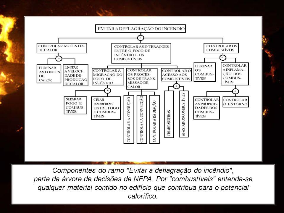 Componentes do ramo