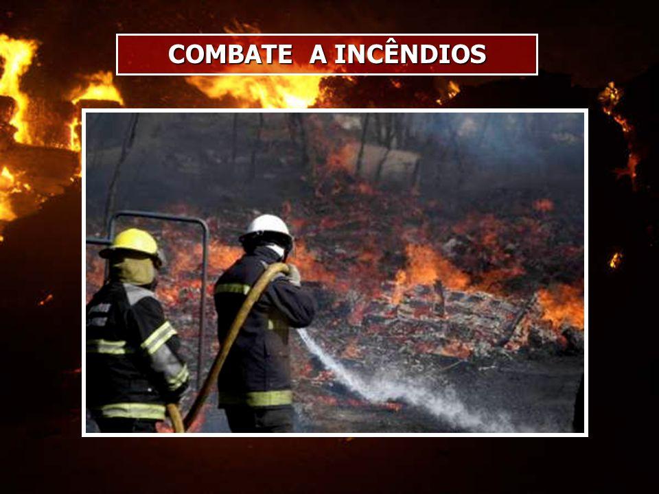 MÉTODOS DE EXTINÇÃO Por mais insignificante que seja um incêndio, NUNCA se deve as costas de imediato para o local do sinistro, pois além do perigo da reignição, pode-se ser envolvido pelas chamas.