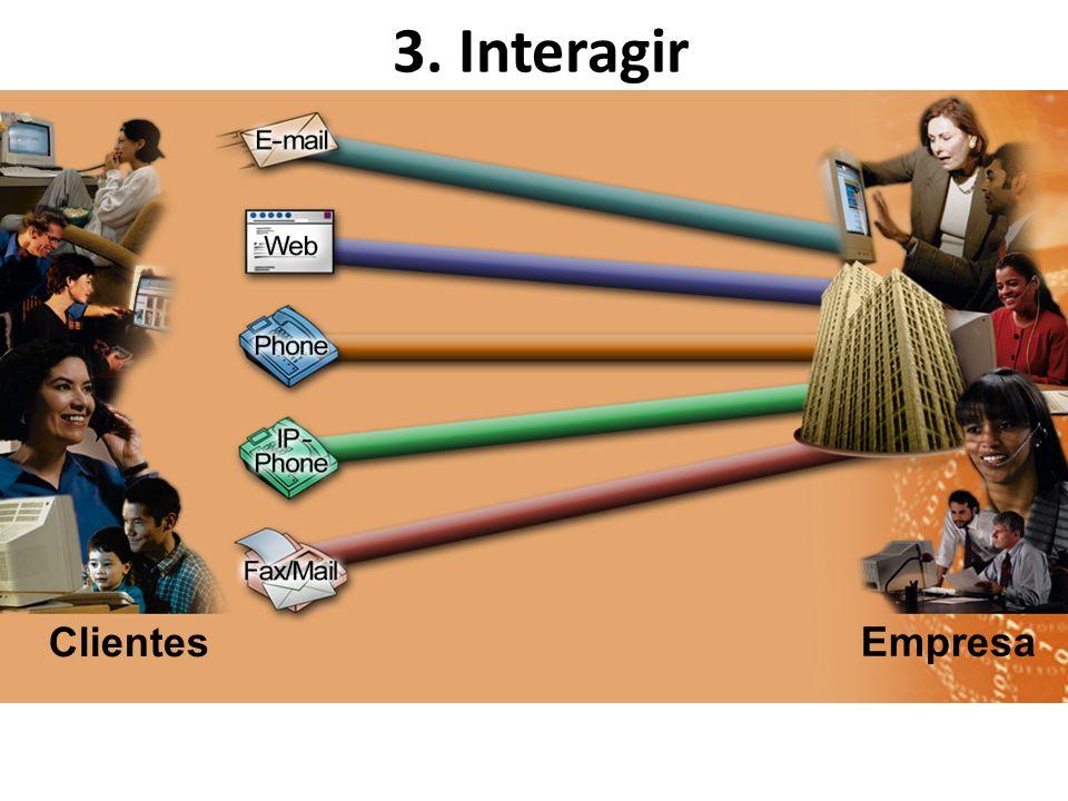 –Os clientes são diferentes: – em suas necessidades – em seu valor para a empresa –Objetivo da diferenciação: – encontrar os clientes de maior valor-C