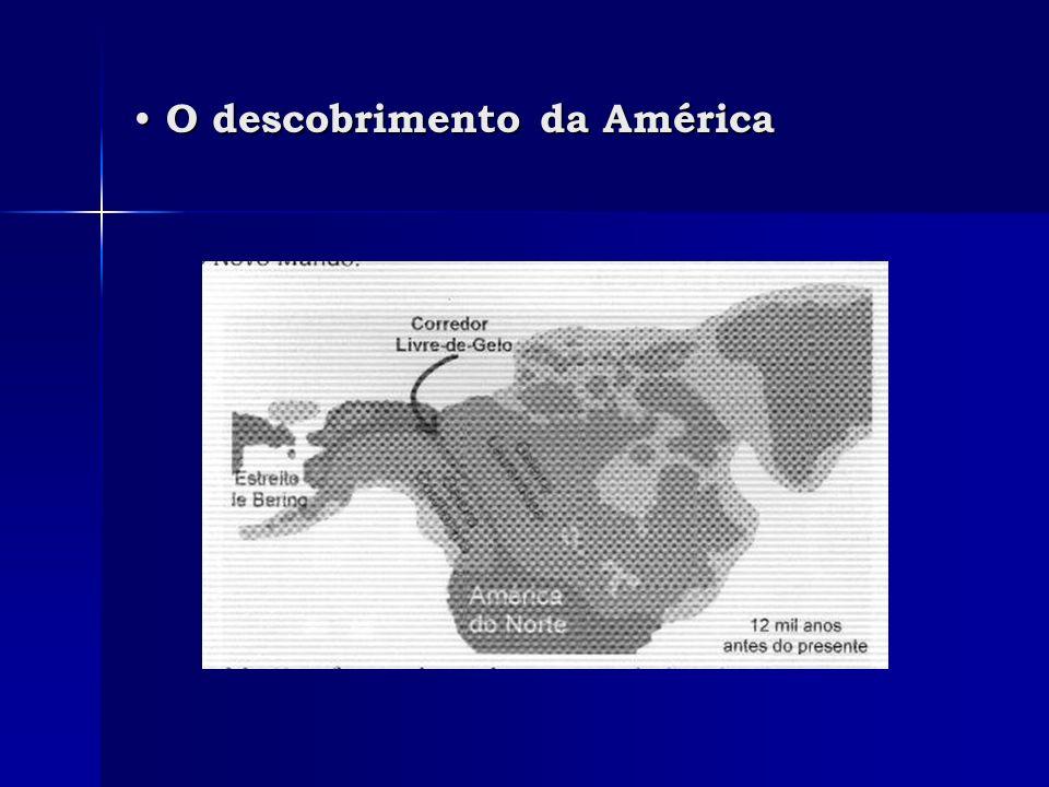 O descobrimento da América O descobrimento da América