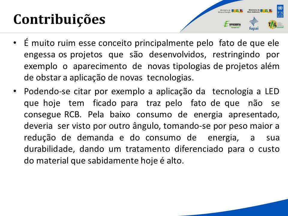 Contribuições É muito ruim esse conceito principalmente pelo fato de que ele engessa os projetos que são desenvolvidos, restringindo por exemplo o apa