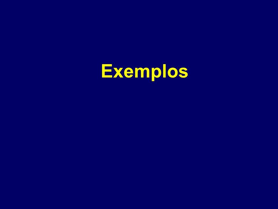 Exemplo de documento XML com DTD externo: Criar um arquivo texto com a extensão.DTD, com as seguintes informações: