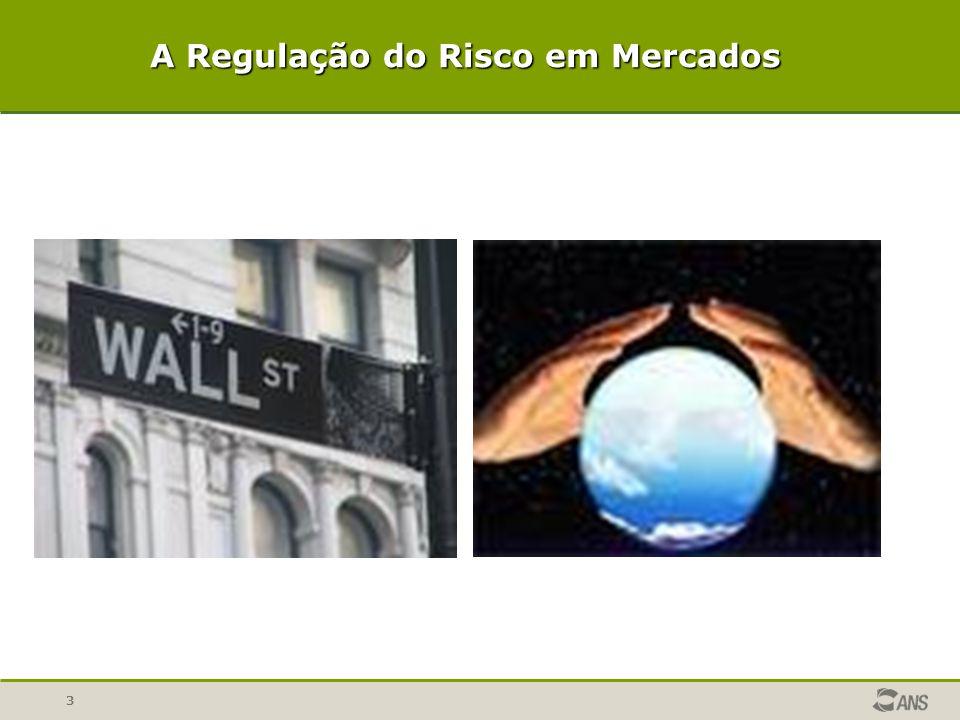 3 A Regulação do Risco em Mercados