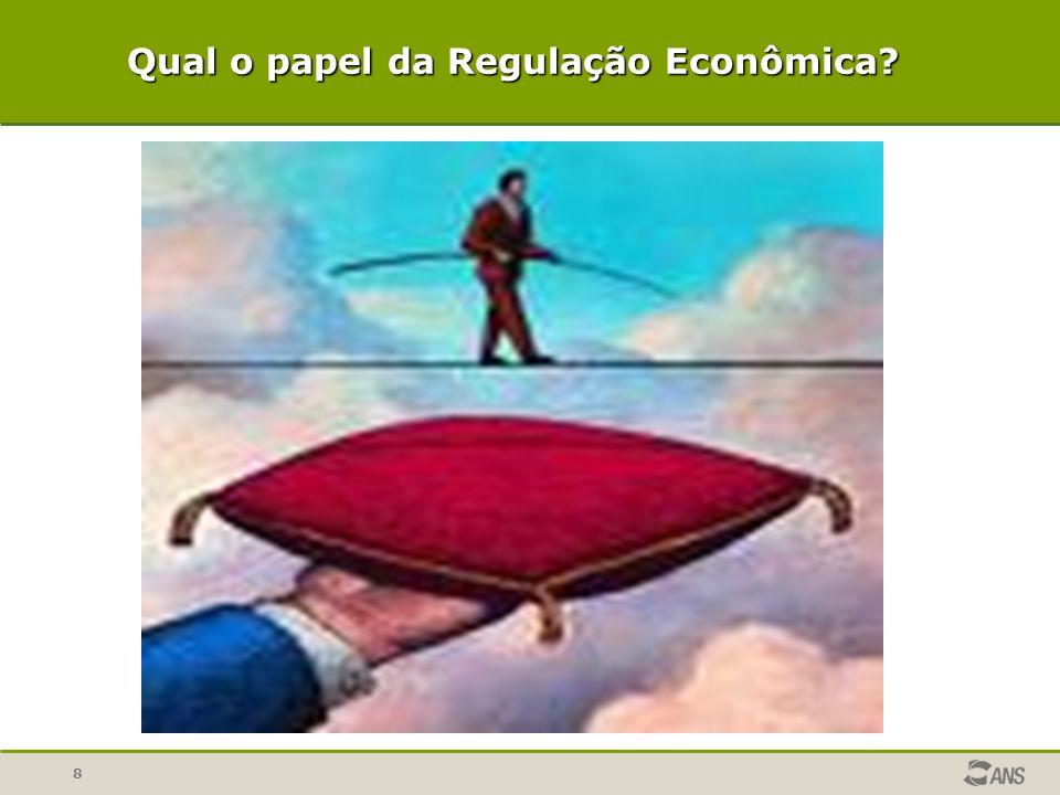 8 Qual o papel da Regulação Econômica?