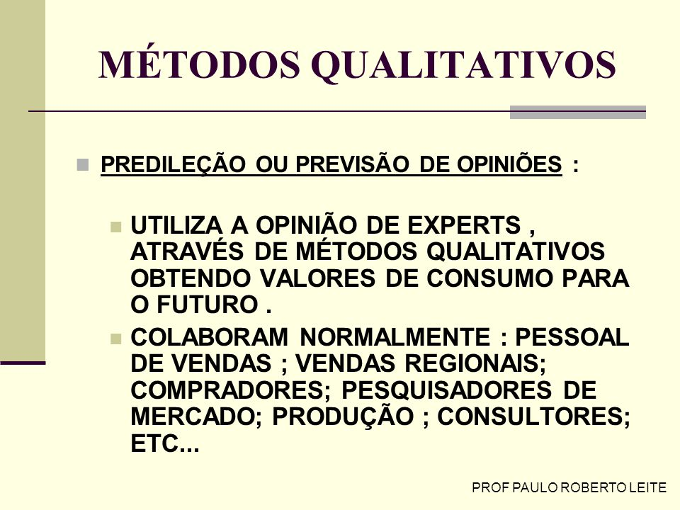 PROF PAULO ROBERTO LEITE REGRESSÃO LINEAR