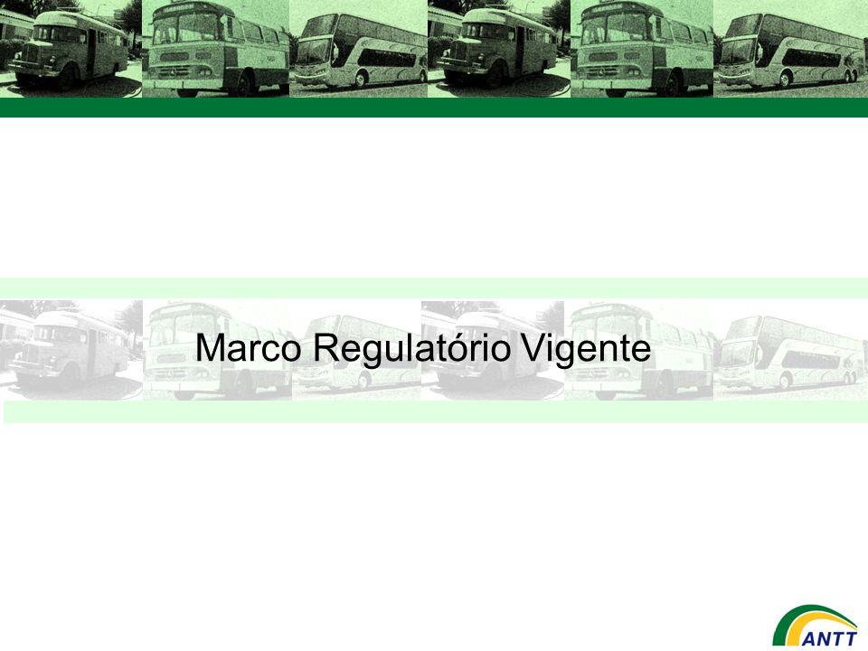 Marco Regulatório Vigente
