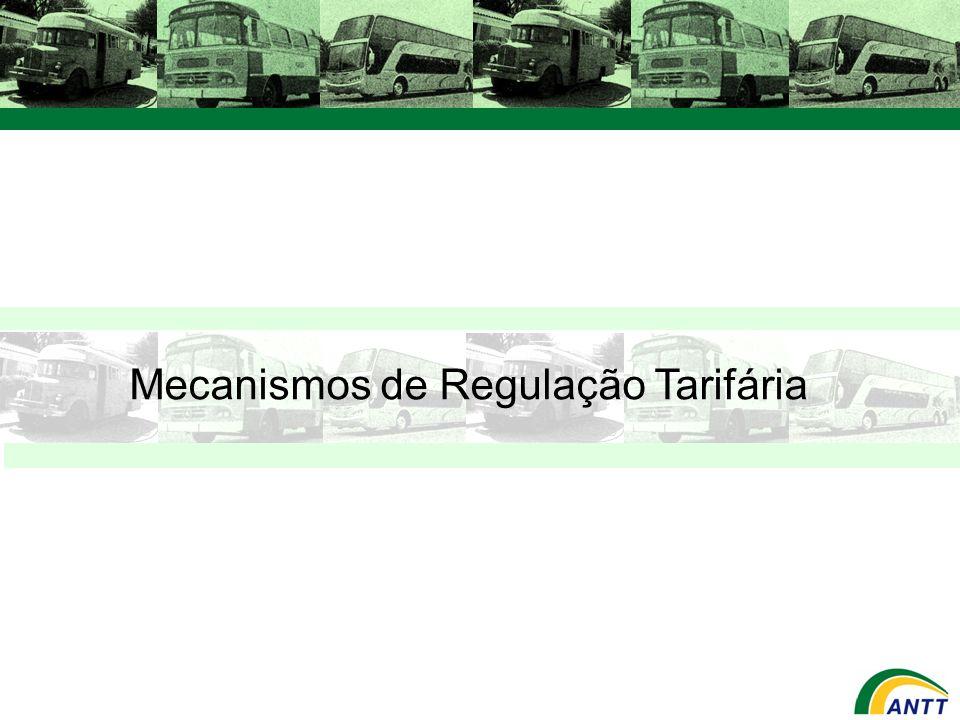 Mecanismos de Regulação Tarifária