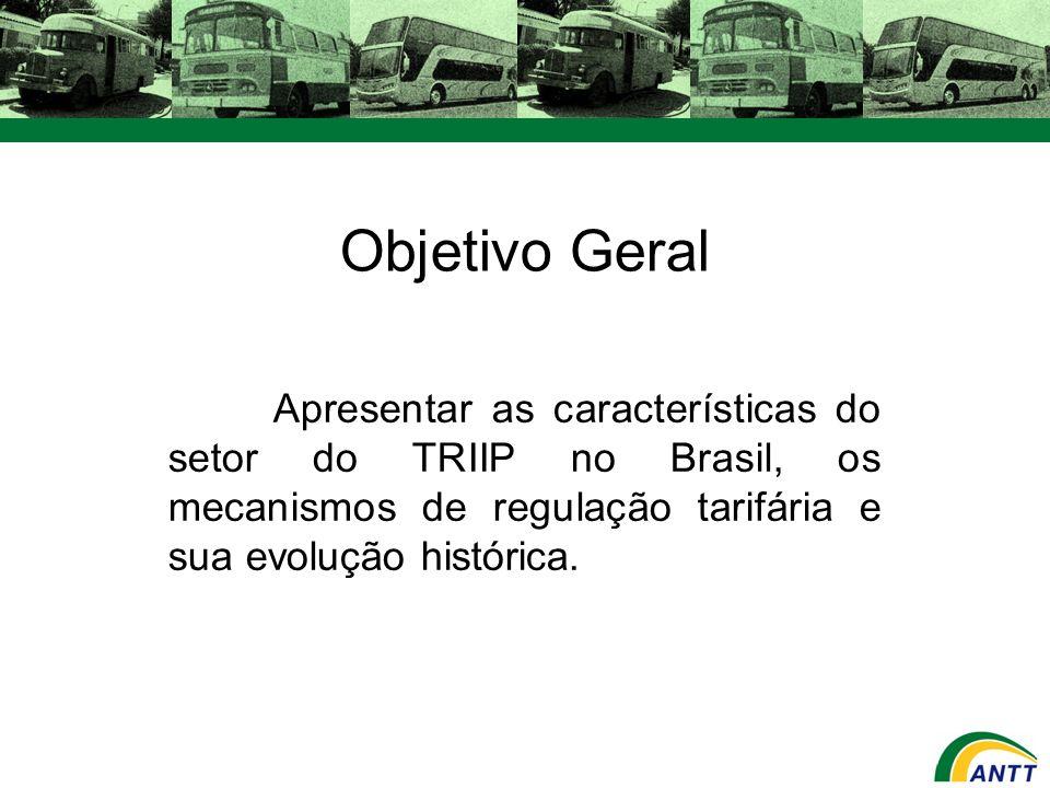 Coeficientes Tarifários Os coeficientes tarifários são definidos para cada tipo de serviço.