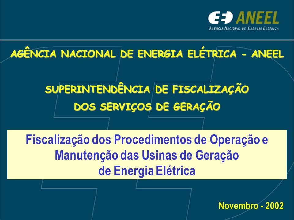 www.aneel.gov.br Agência Nacional de Energia Elétrica - ANEEL master.sfg@aneel.gov.br