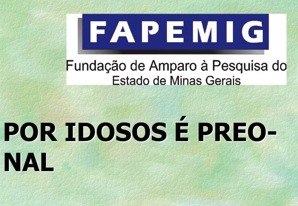 AVALIAÇÃO DO CONSUMO DE NUTRIENTES POR IDOSOS É PREOCUPAÇÃO DA EPIDEMIOLOGIA NUTRICIONAL. Adelson Luiz Araújo Tinôco 1 ; Andréa dos Santos Fernandes 2