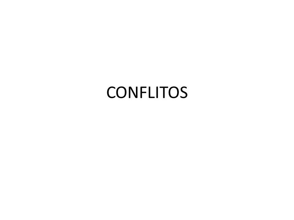 Os conflitos existem desde o início da humanidade, fazem parte do processo de evolução dos seres humanos e são necessários para o desenvolvimento e o crescimento de qualquer sistema familiar, social, político e organizacional.