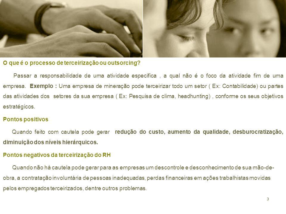 4.Exemplos felizes de integração segundo Wilson Rezende em publicação realizada em 1997.