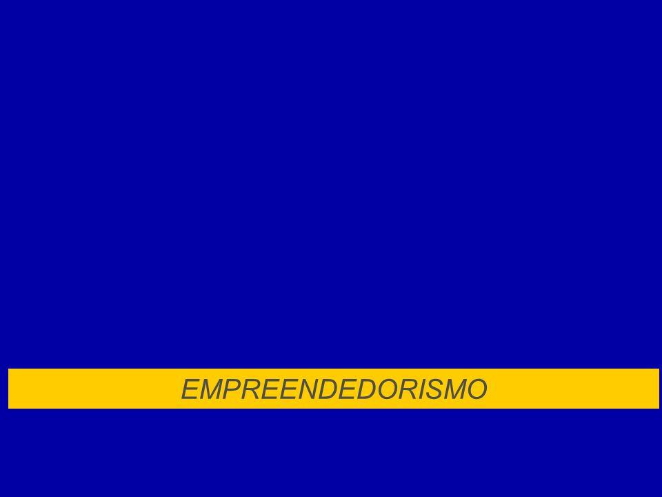 Empreendedorismo A Administração da revolução O empreendedorismo é uma revolução silenciosa, que será para o século 21 mais do que a revolução industrial foi para o século 20 Timmons, 1990
