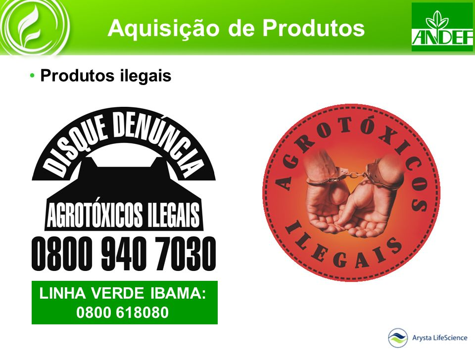 Verifique as condições da embalagem: Não compre produtos com embalagens danificadas.