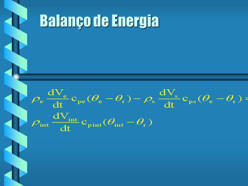 Simplificações cp e = cp s =cp int e = s = int = 0 °C