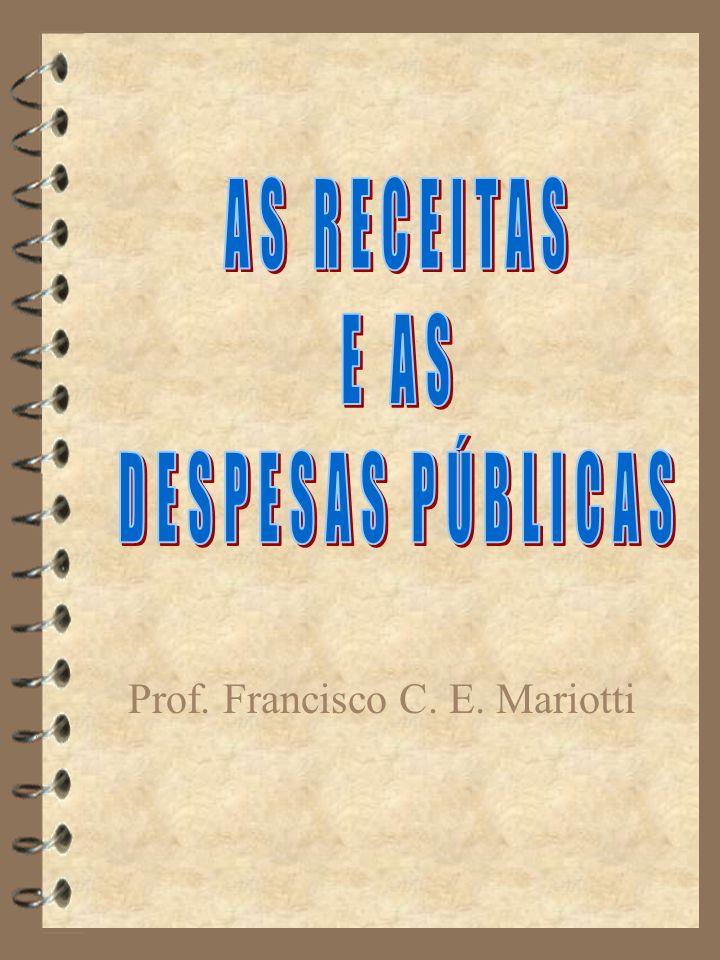 Prof. Francisco C. E. Mariotti