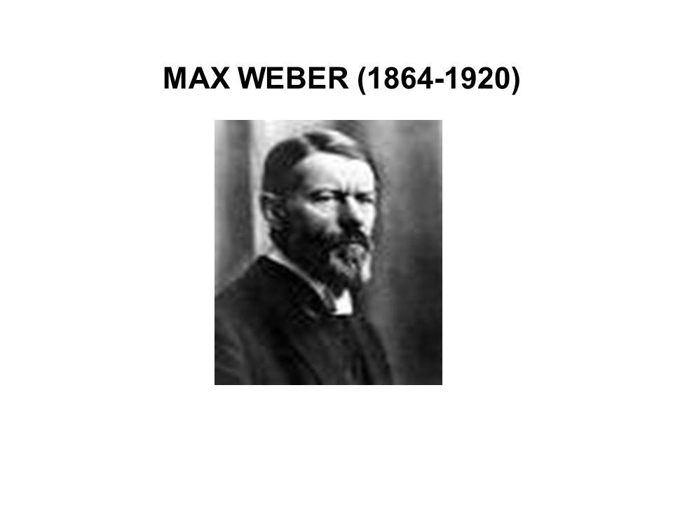 Weber, não era político de profissão, mas um cientista, participou ativamente do debate político da Alemanha de sua época.