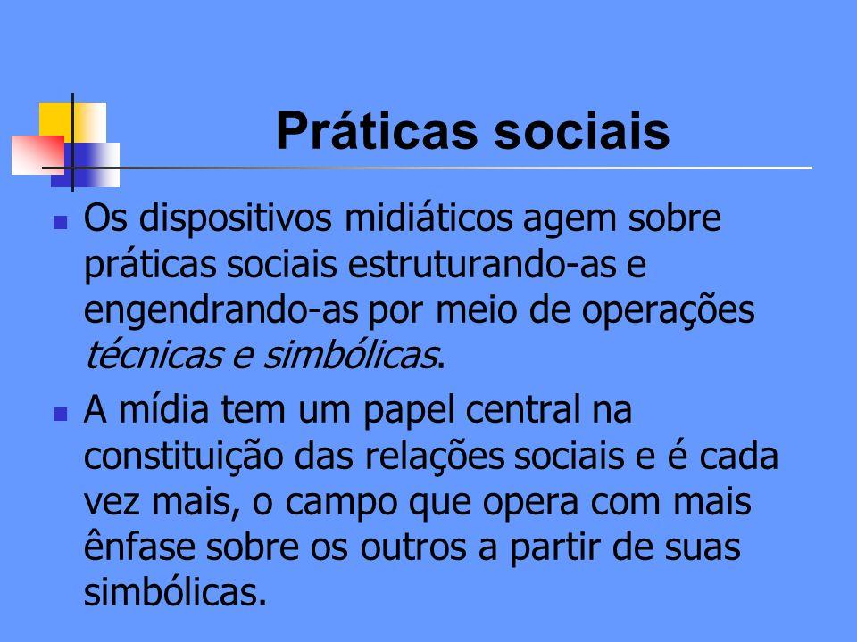 Contrato de leitura (Verón e Fausto Neto) Todo produto midiático pressupõe um contrato mesmo que implícito e não formalizado.