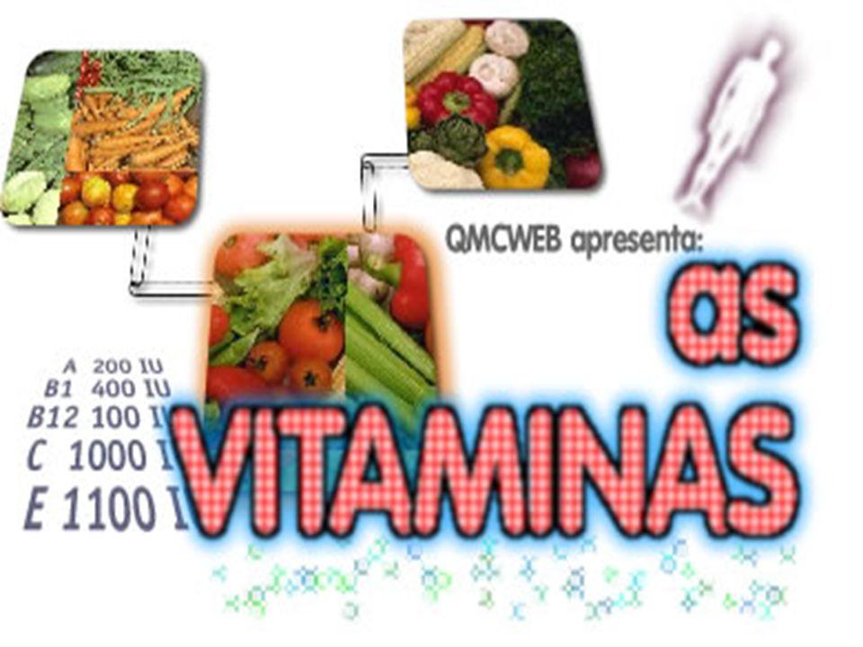 Exemplos são o beta- caroteno (precursor da vitamina A) e o 7-de- hidrocolesterol (precursor da vitamina D3).