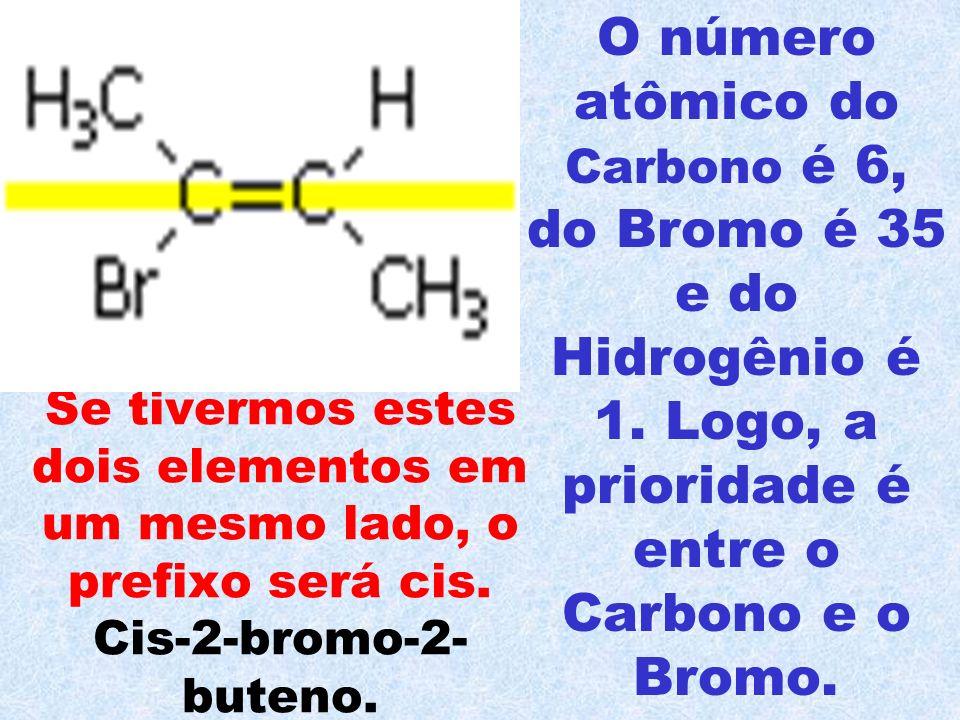Observando a linha reta amarela traçada na estrutura da molécula, podemos perceber que os dois átomos de Cloro estão em lados iguais. Com isso, o pref
