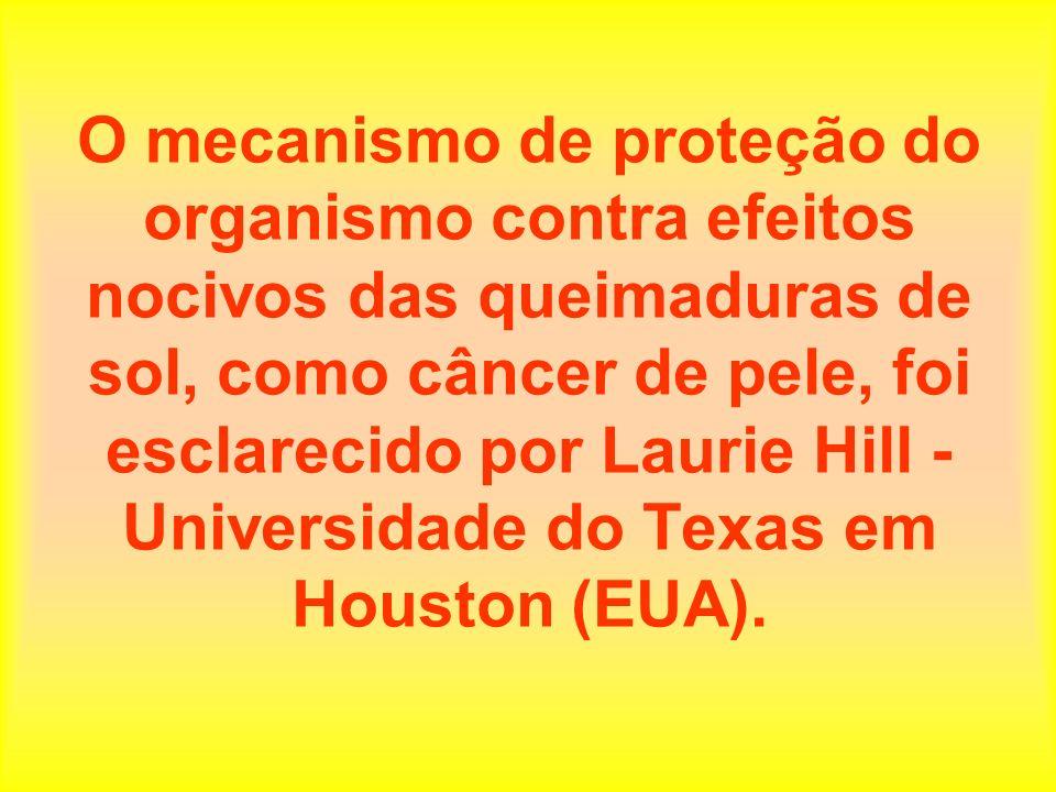 A exposição da pele à radiação solar ultravioleta pode induzir danos aos cromossomos e mutações genéticas, eventualmente provocando câncer de pele e favorecendo o desenvolvimento de melanoma (de alta malignidade).