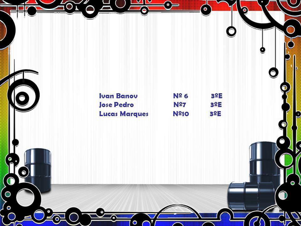 Ivan Banov Nº 6 3ºE Jose Pedro Nº7 3ºE Lucas Marques Nº10 3ºE