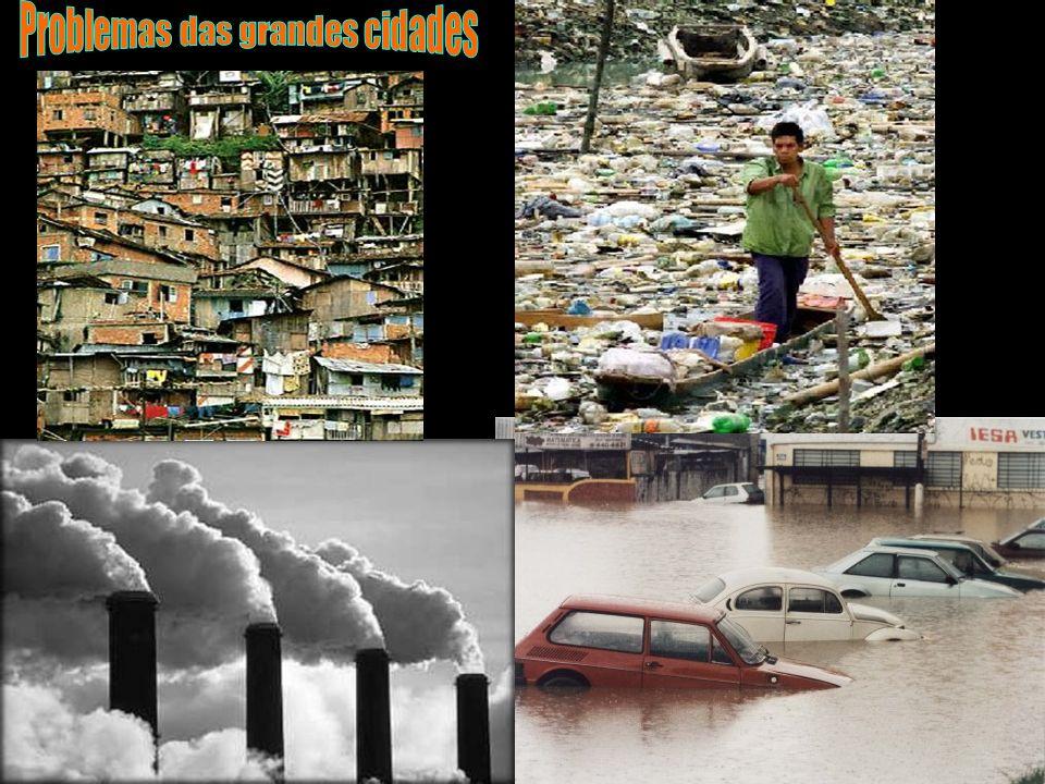 Nosso processo de urbanização é recente. Como se deu esse processo? Com a crise cafeeira os investimentos do capital nacional foram direcionados para