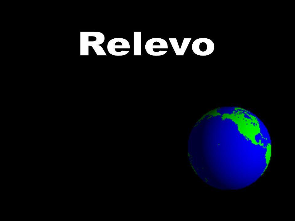 O que é Relevo.