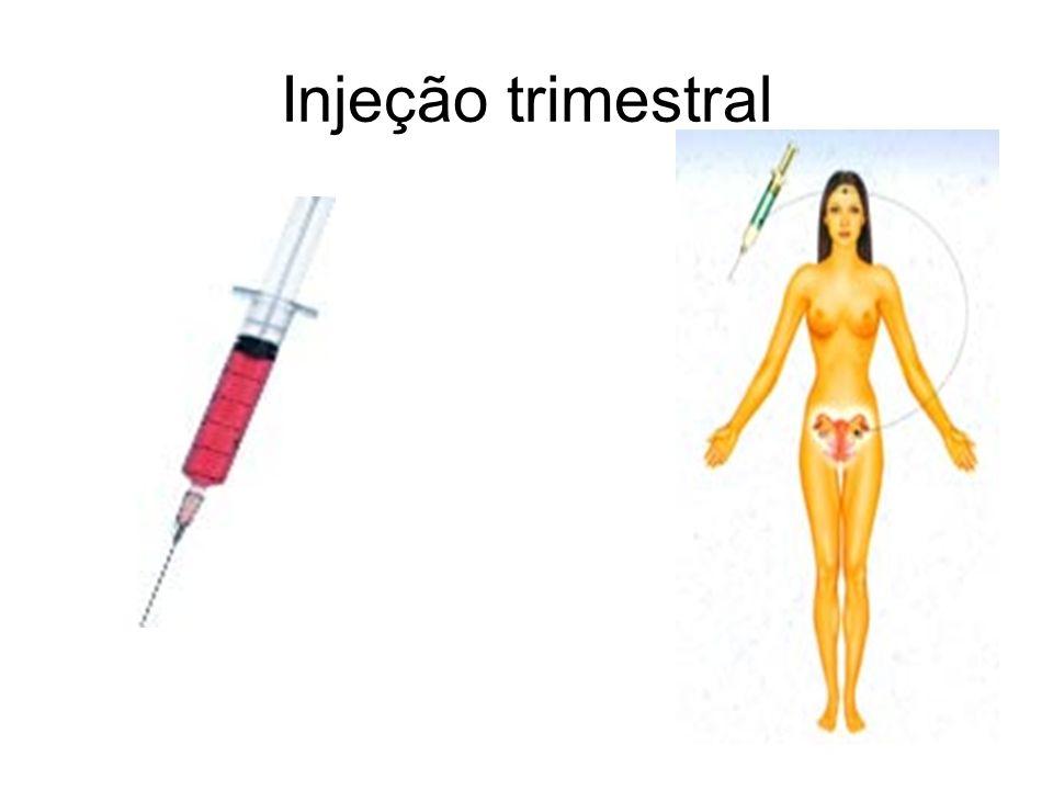 Injeção trimestral