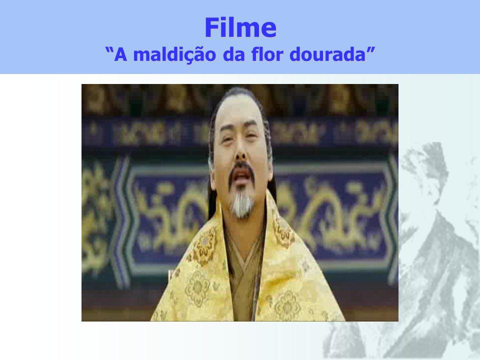 Filme A maldição da flor dourada