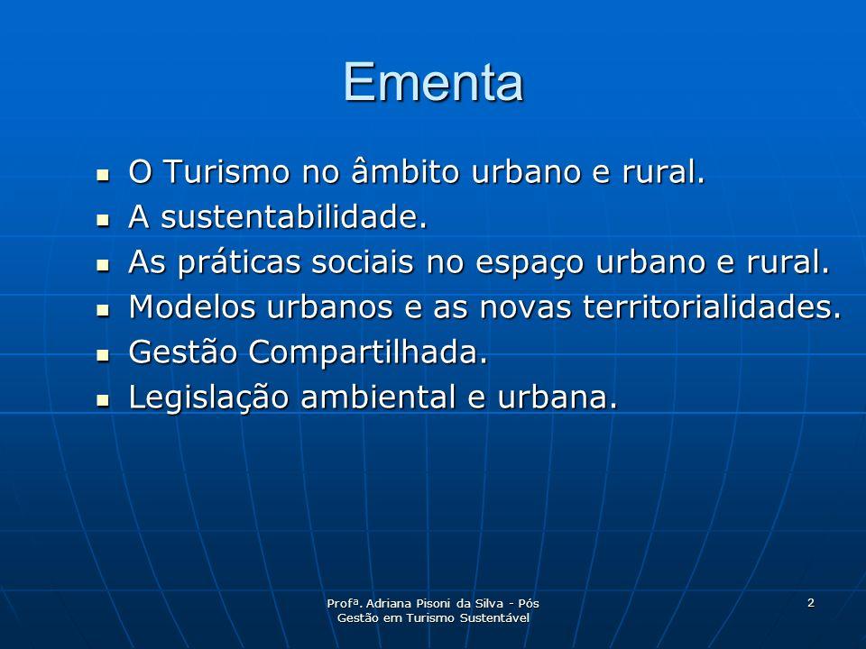 Da Cidade à Sociedade Urbana Texto: Henri Lefebvre Profª. Adriana Pisoni da Silva