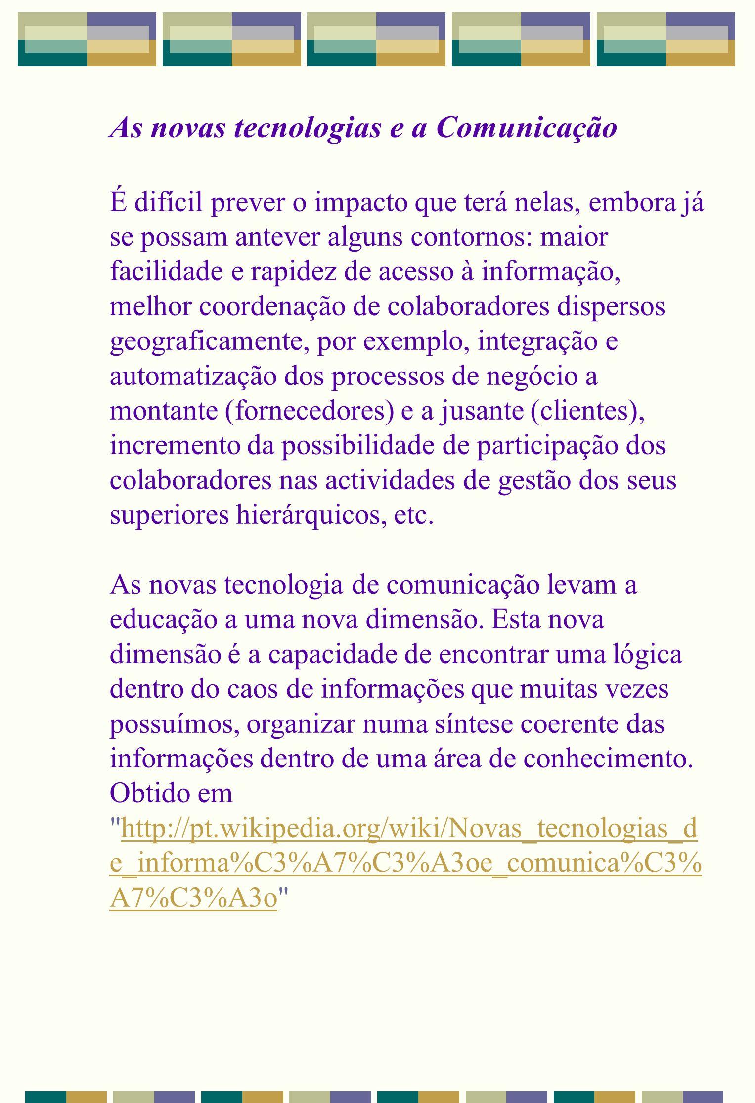 GLOSSÁRIO GLOSSÁRIO CIBERESPAÇO Origem: Wikipédia, a enciclopédia livre.