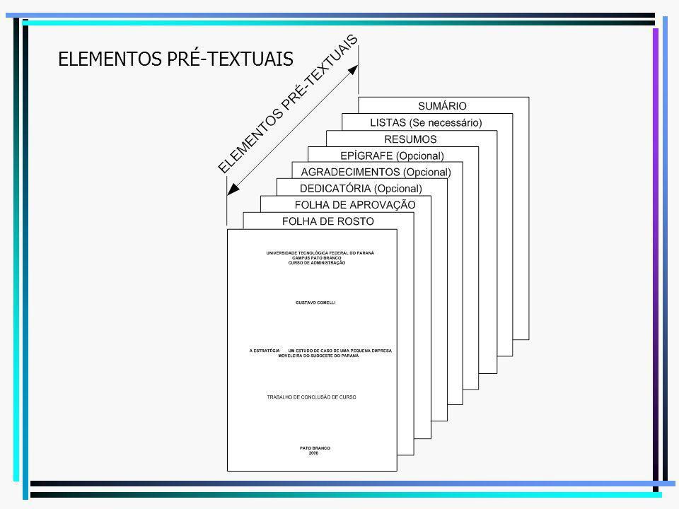 3 METODOLOGIA Estratégia da pesquisa Etapas da pesquisa Métodos de análise Equipamentos utilizados; Instrumentos Questionários Finalidade