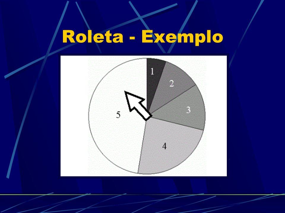 Roleta - Exemplo