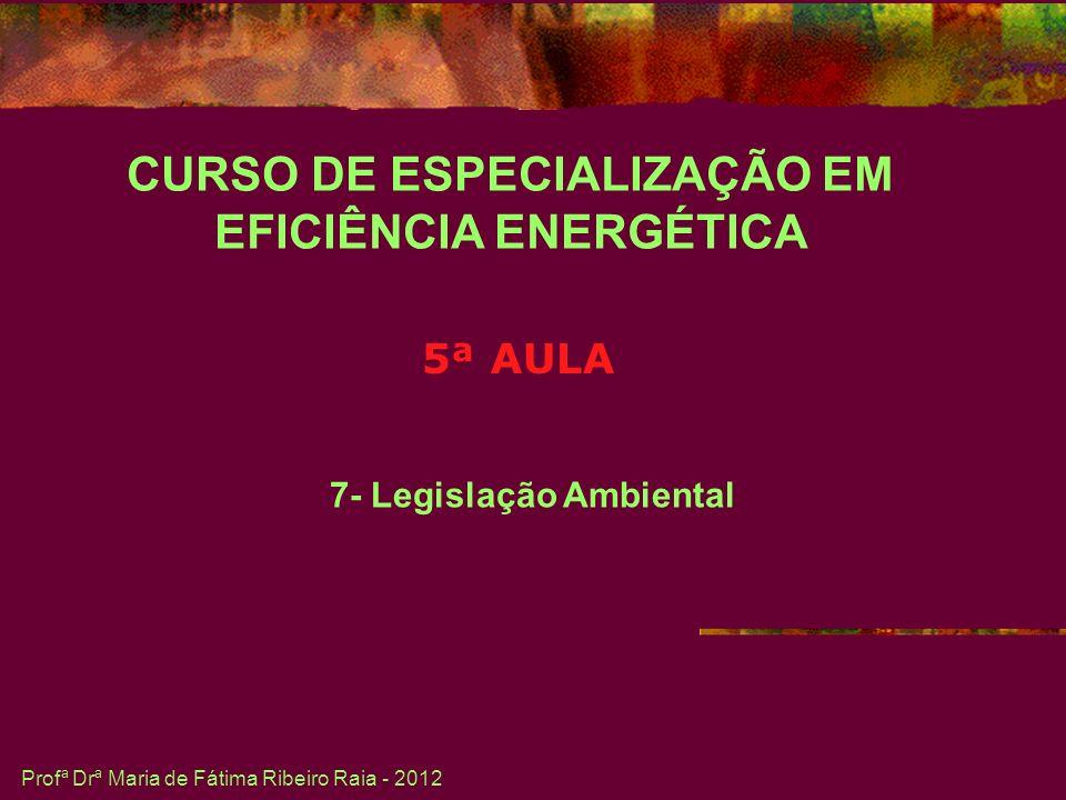 2 7- Legislação Ambiental