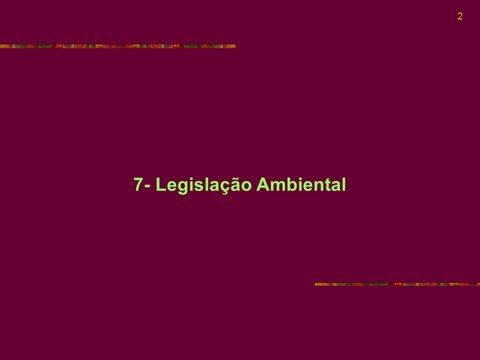 3 A PNMA é o conjunto de condições, Leis, influências e interações de ordem física, química e biológica que permite, abriga e rege a vida em todas as suas formas (artigo 3, I) Lei nº 6.938/81 - Institui a Política Nacional do Meio Ambiente (PNMA) O meio ambiente é constituído pelas comunidades, ecossistemas e biosfera.