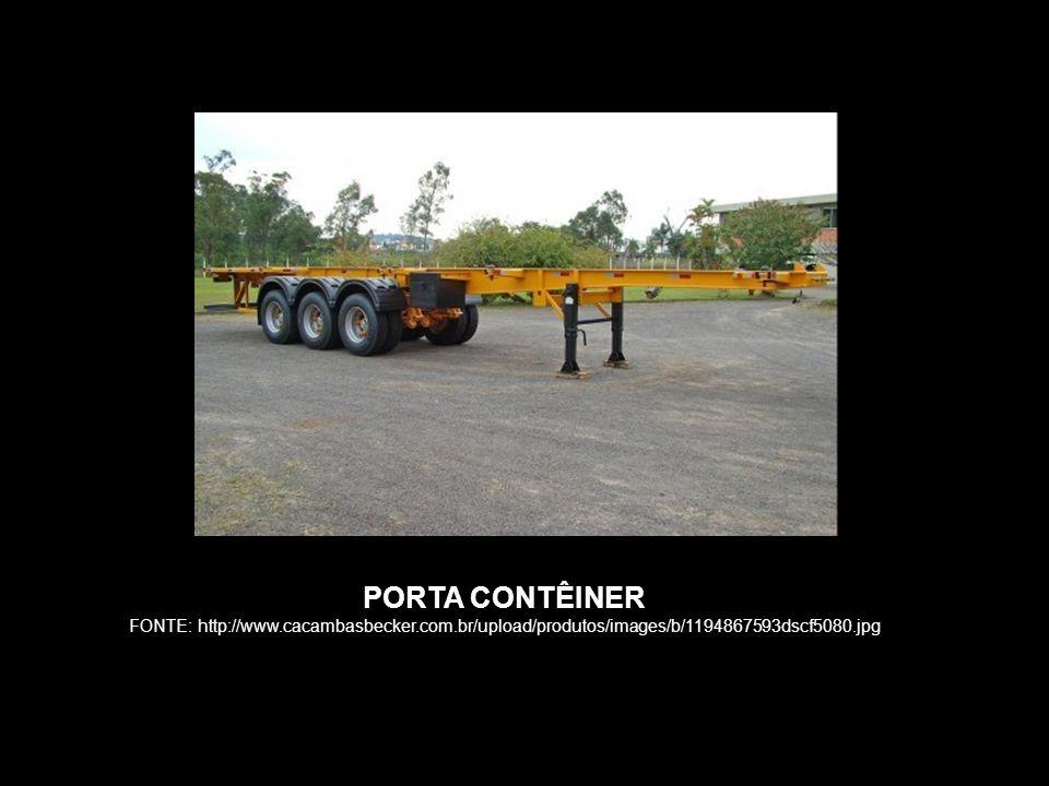 PORTA CONTÊINER FONTE: http://www.cacambasbecker.com.br/upload/produtos/images/b/1194867593dscf5080.jpg