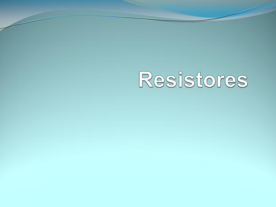 Outros resistores: LDR (light depen A parte sensível à luz, no LDR, é uma trilha ondulada feita de sulfeto de cádmio.