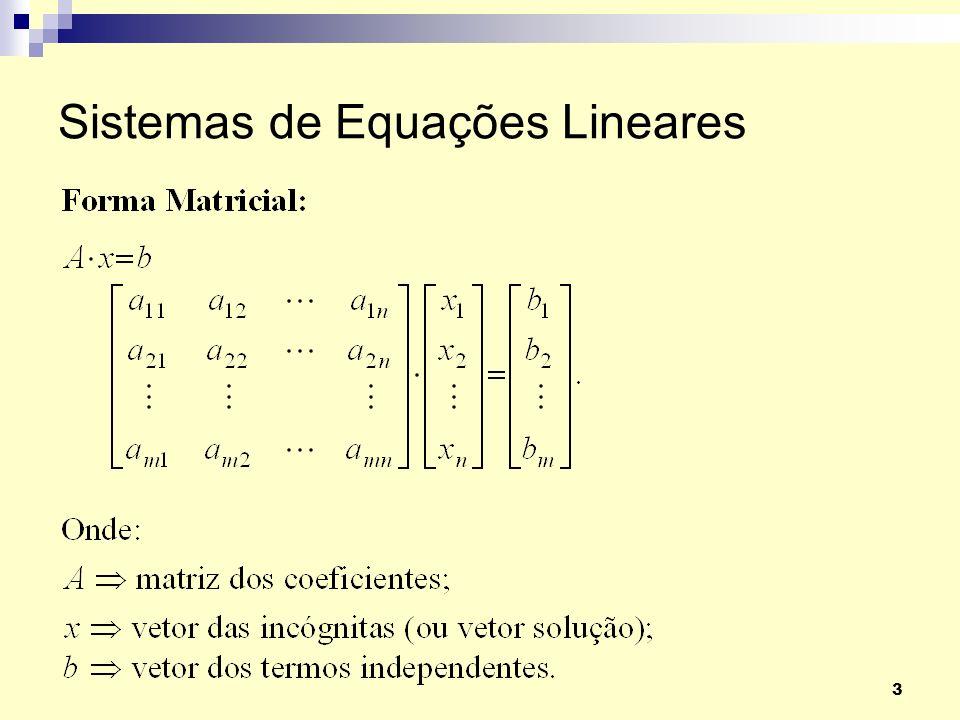 14 Interpretação Geométrica de Sistemas de Equações 3x3