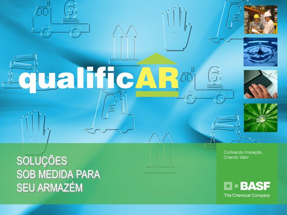 Produtos para Agricultura Armazenamento de Produtos Fitossanitários Flávio Costa BASF S/A