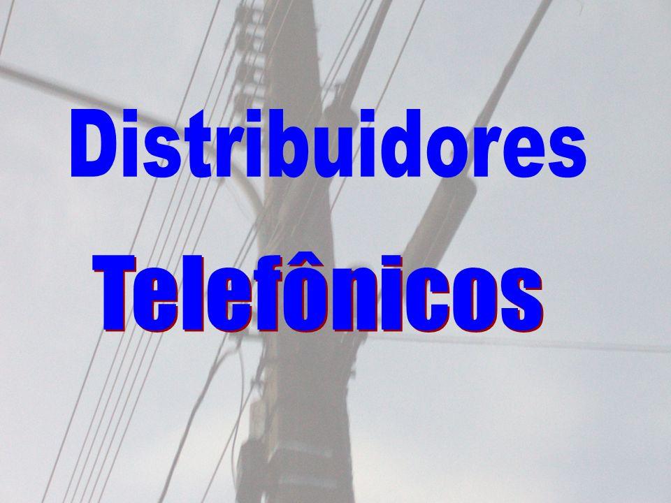 O que são distribuidores de telefonia.