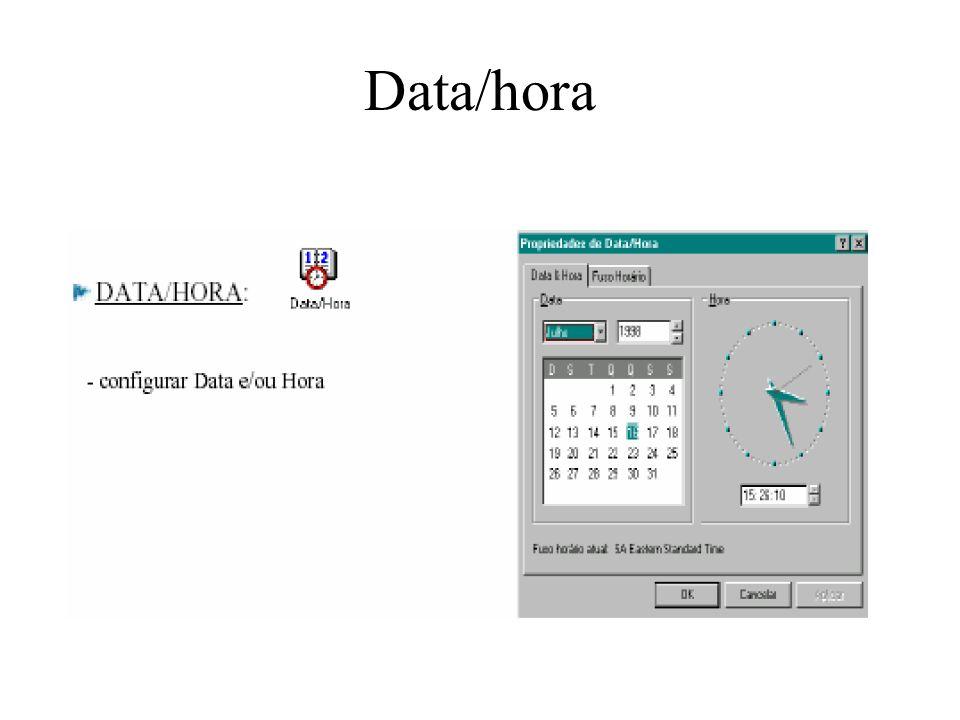 Data/hora