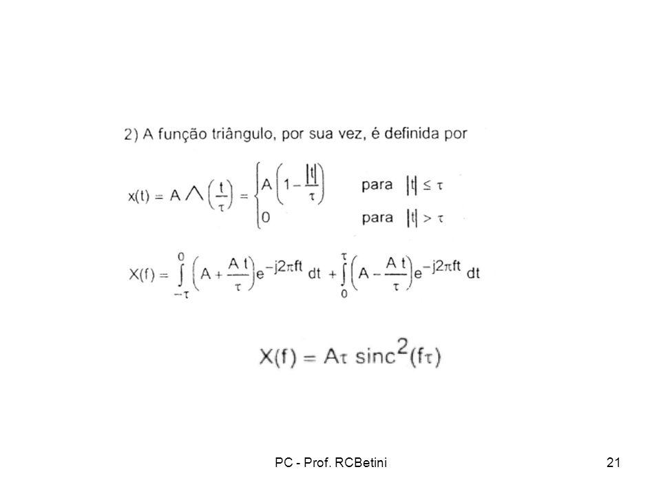 PC - Prof. RCBetini21