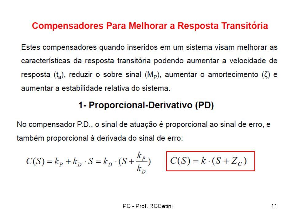 PC - Prof. RCBetini11