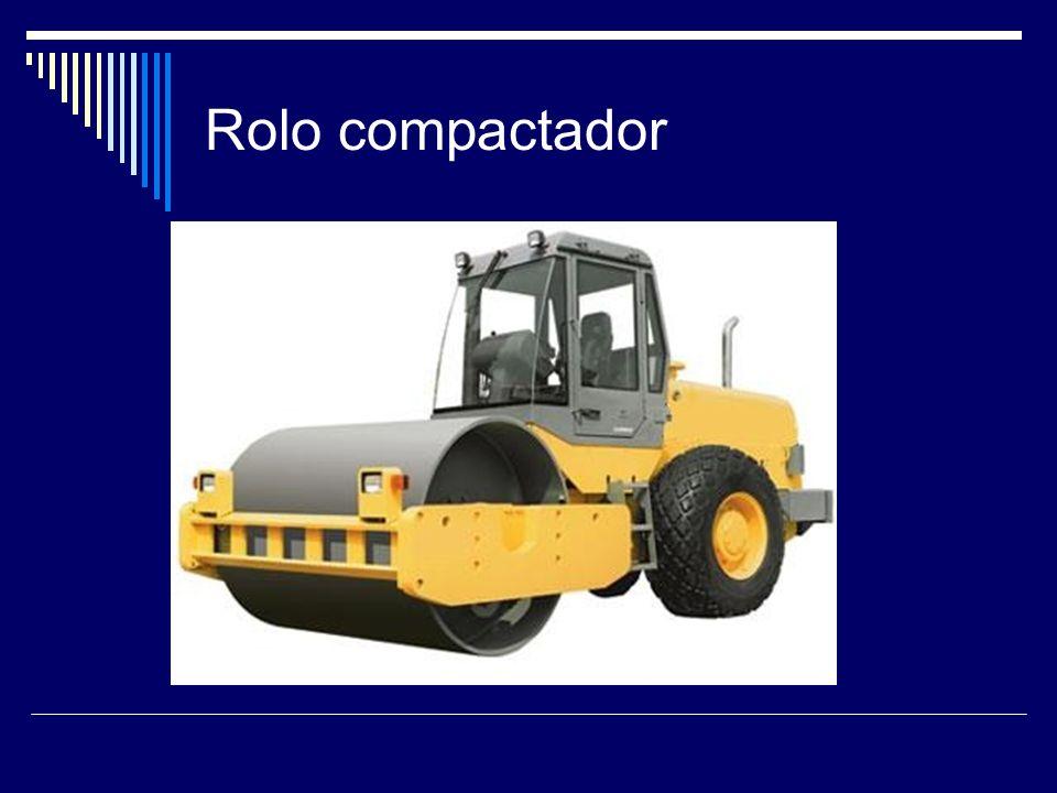 Rolo compactador