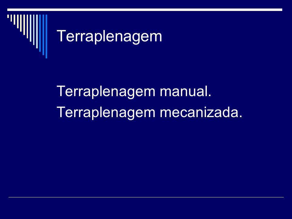 Terminologia dos solos Solos que não apresentam predominância de propriedades caracterizadas anteriormente são designados pelo nome composto.