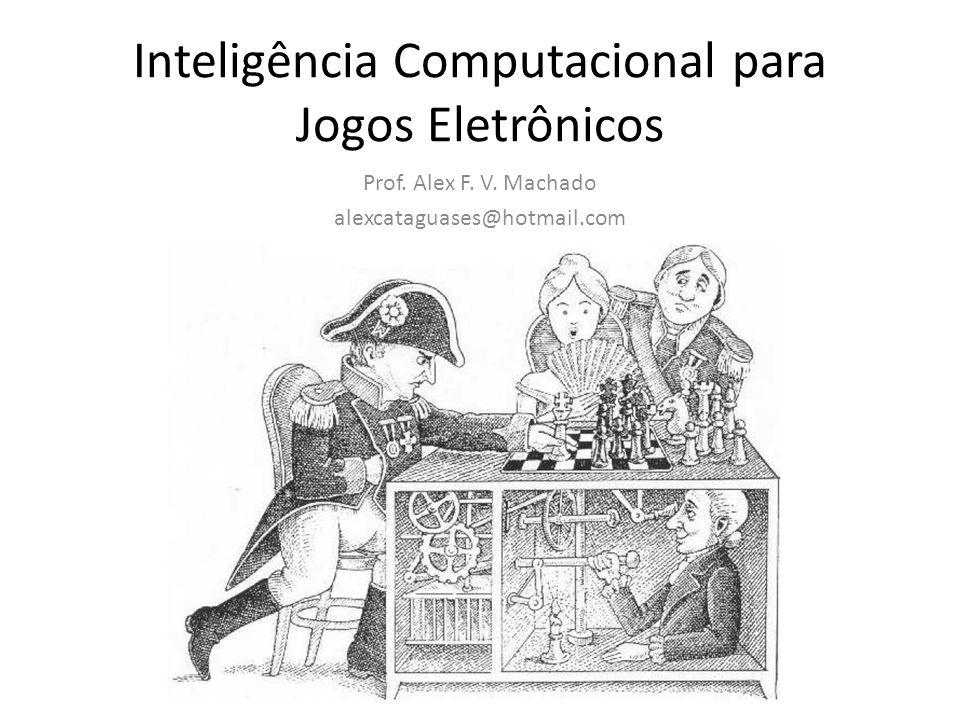 Inteligência Computacional para Jogos Eletrônicos Prof.